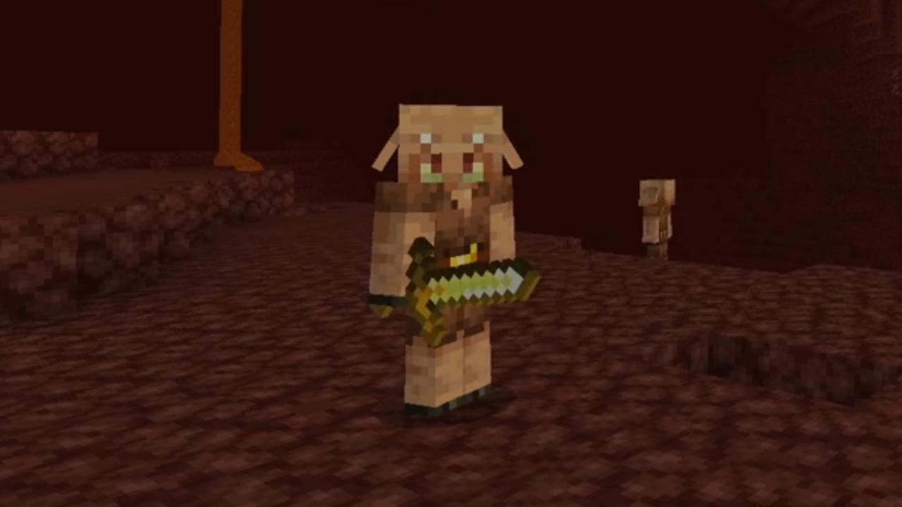 Piglin - Minecraft Wiki Oficial