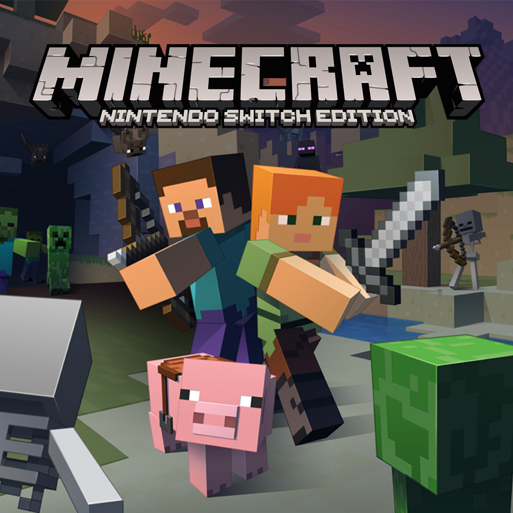 Nintendo Switch Edition - Minecraft Wiki Oficial