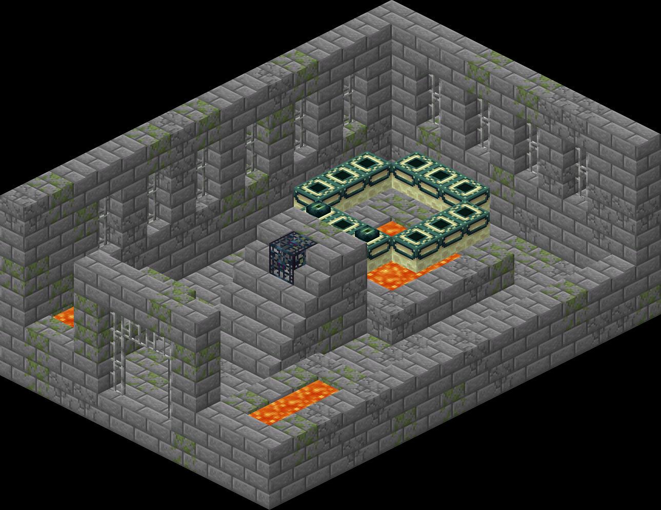 Portal do End - Minecraft Wiki Oficial