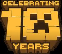 Das offizielle Logo der Map von BlockWorks und Minecraft