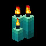 Drei türkise Kerzen (Aktiv).png