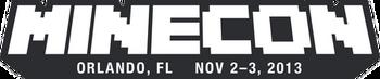 Logo der MineCon 2013