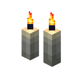 Zwei hellgraue Kerzen (Aktiv).png