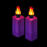 Zwei violette Kerzen (Aktiv).png