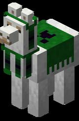 Lama mit grüner Deko.png