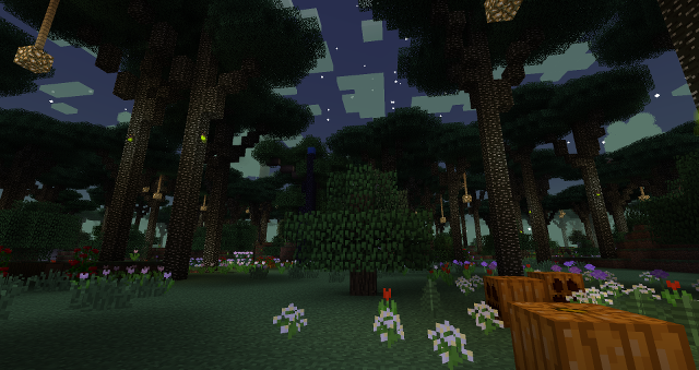 Ein lichter Wald