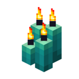 Vier türkise Kerzen (Aktiv).png