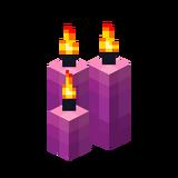 Drei magenta Kerzen (Aktiv).png