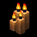 Vier braune Kerzen (Aktiv).png