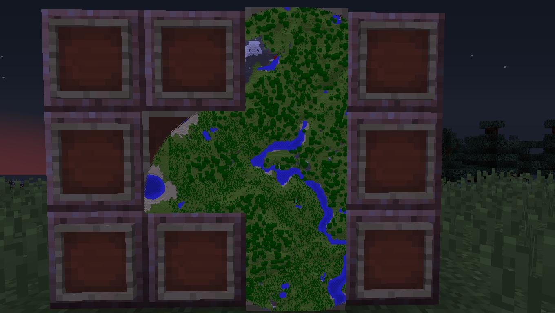 Mapa Minecraft Wiki