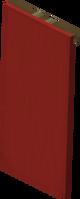Bannière rouge murale.png