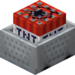 Wagonnet à TNT