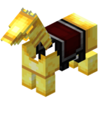 Armure en or pour cheval.png