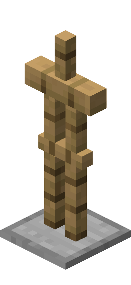 Minecraft Craft Stand