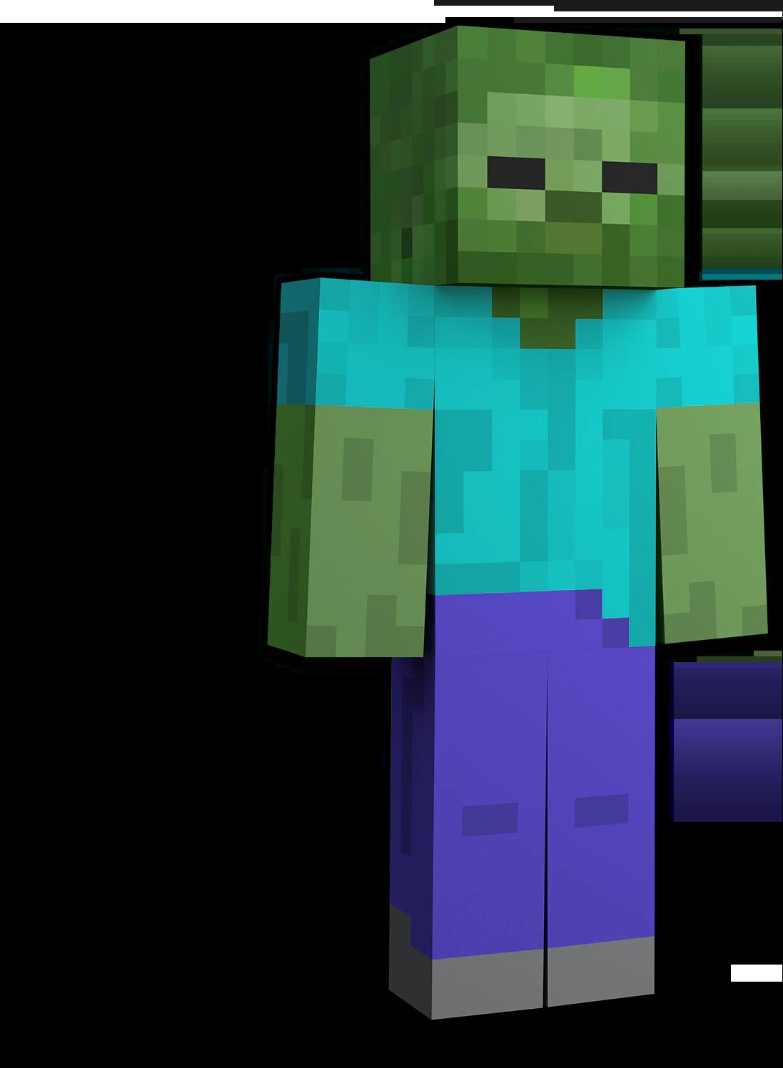 Arquivo:Zombie SSBU.webp - Minecraft Wiki Oficial