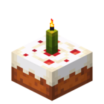 Green Candle Cake (lit) JE3.png