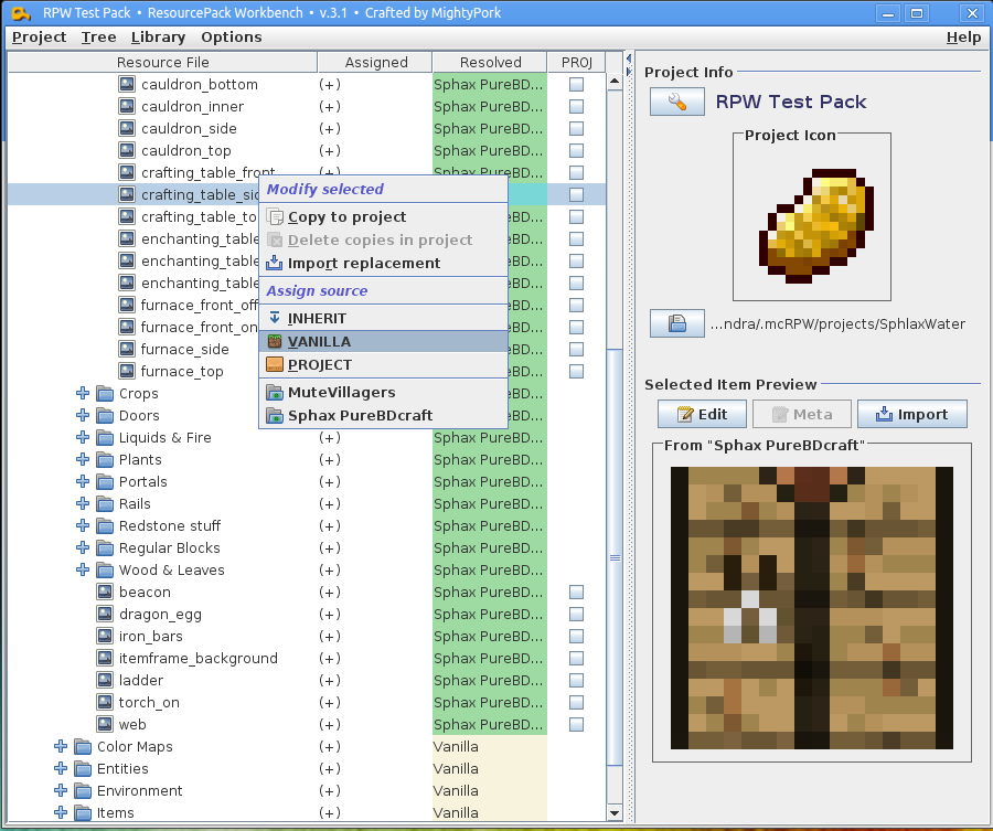 Programs And Editors Resource Pack Creators Official Minecraft Wiki
