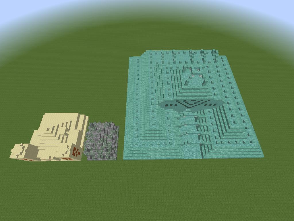 Ocean Monument – Official Minecraft Wiki