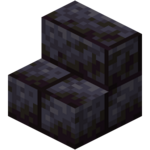 Polished Blackstone Brick Stairs (N) JE1 BE1.png