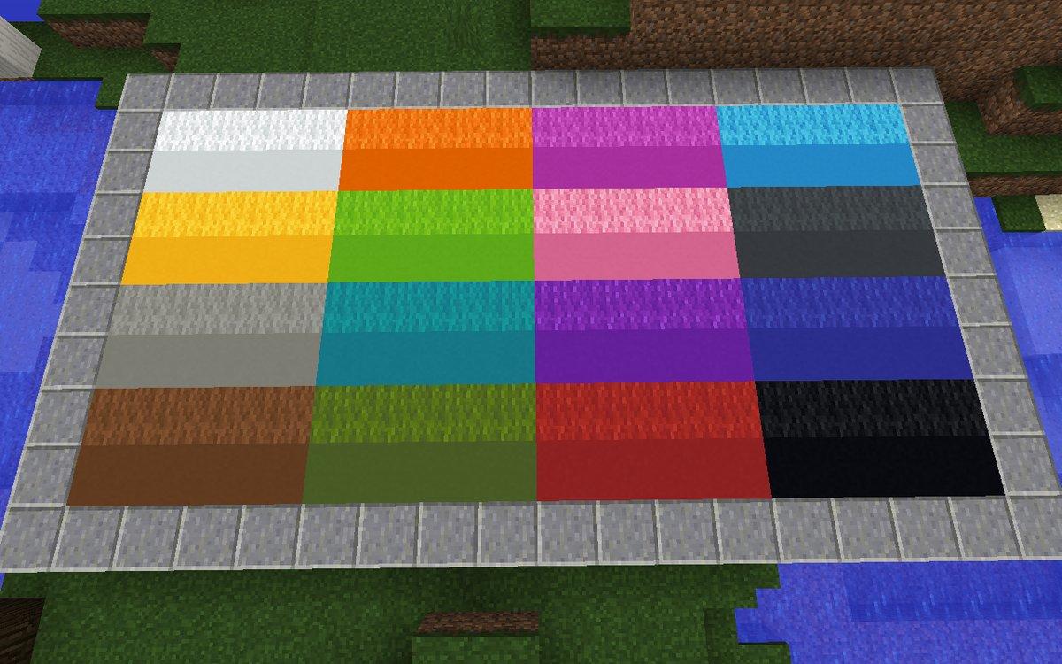 Concrete – Official Minecraft Wiki