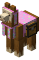 Pink Carpeted Llama with Chest.png