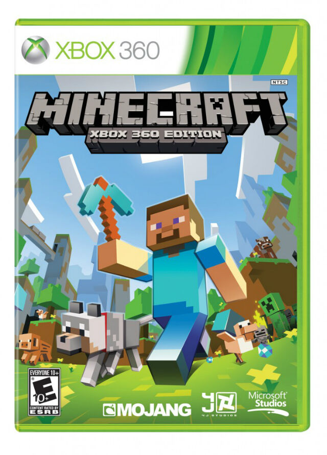Xbox 360 Edition Official Minecraft Wiki