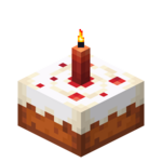 Red Candle Cake (lit) JE3.png