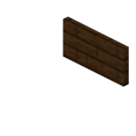 Dark Oak Wall Sign (S) JE2 BE2.png
