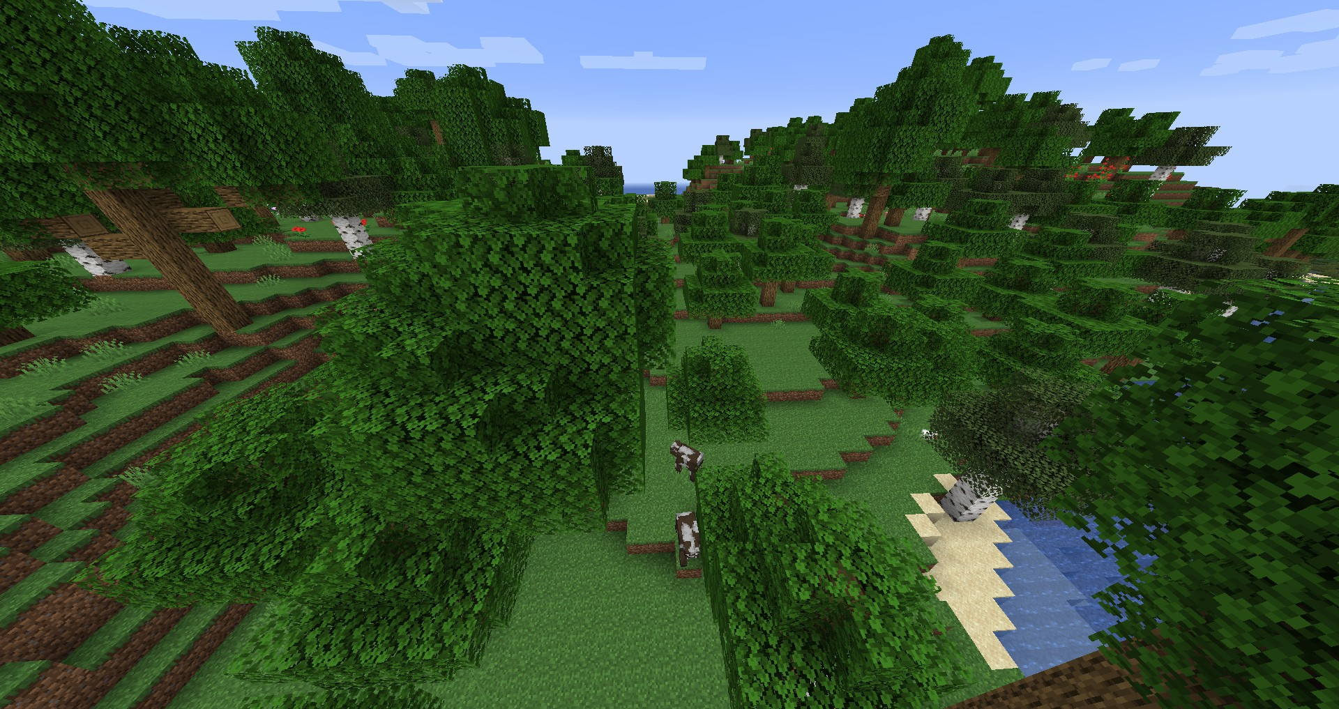 Forest – Official Minecraft Wiki