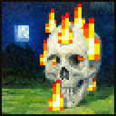 Burning Skull (texture) JE2 BE1.png