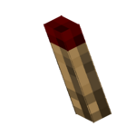 Unlit Redstone Wall Torch (S) BE2.png