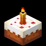Orange Candle Cake (lit) JE3.png