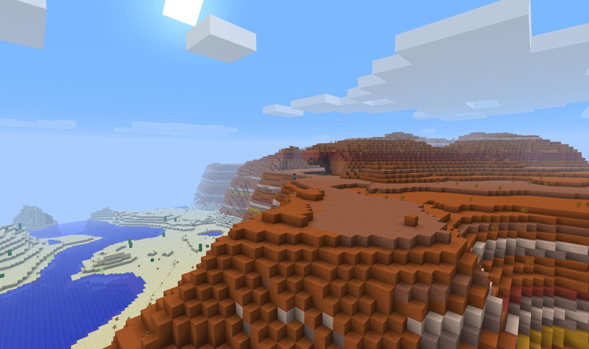 Badlands – Official Minecraft Wiki