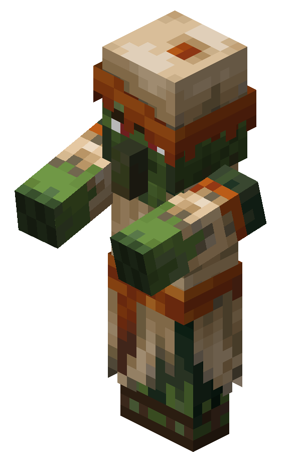 Zombie Villager/Professions – Official Minecraft Wiki