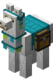 Cyan Carpeted Llama with Chest.png