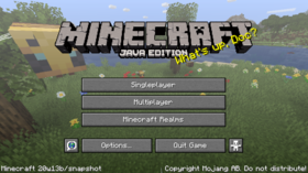 Java Edition 20w13b.png