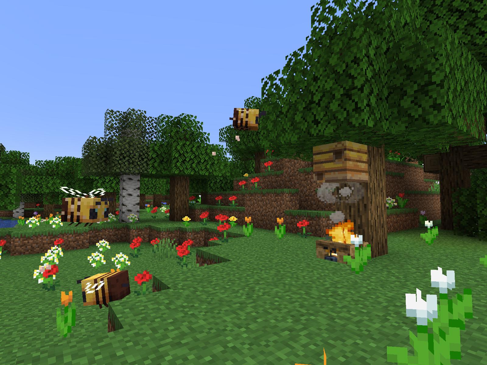 Tutorials/Honey farming Official Minecraft Wiki