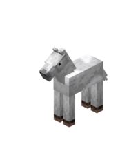 Baby White Horse with White Field.png