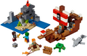 LEGO Minecraft Pirate Ship Adventure Unboxed.png
