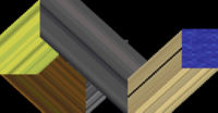 Minecraft Plus lagging floating textures.png