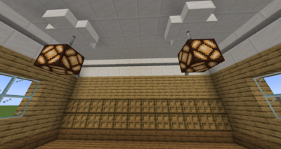 Tutorials Walls And Buttresses Official Minecraft Wiki
