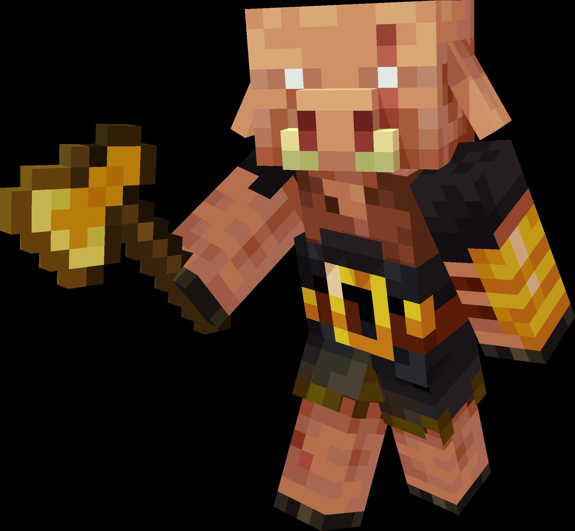 Piglin Brute – Official Minecraft Wiki