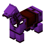 Purple Leather Horse Armor.png