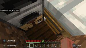 Staircase shelter v2 inside lower