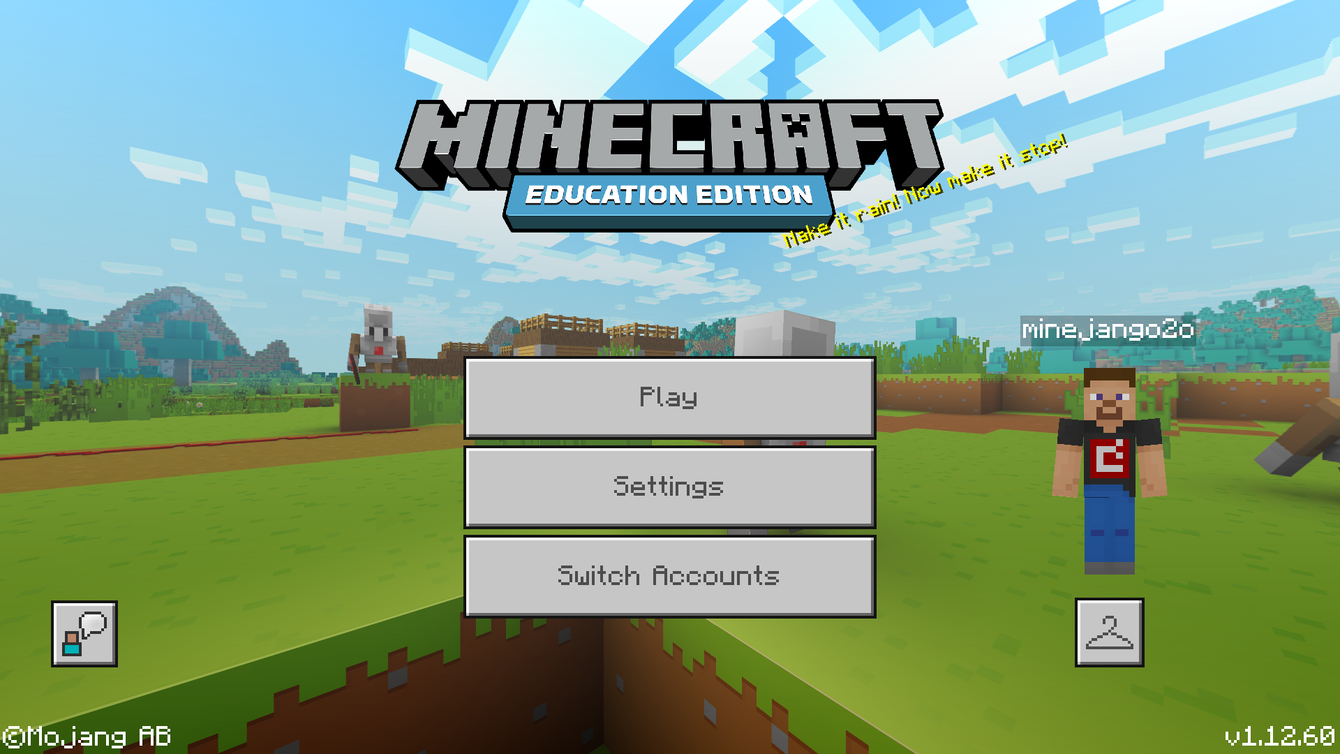 Education Edition 1 12 60 Official Minecraft Wiki