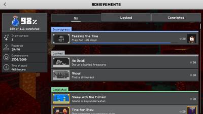 Achievement Official Minecraft Wiki