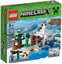 LEGO Minecraft Snow Hideout Boxed.png