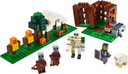 LEGO Minecraft Pillager Outpost Unboxed.png