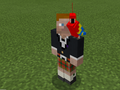 Red Parrot on Scottish Steve.png
