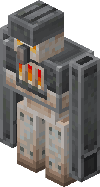 Minecraft Earth Furnace Golem Official Minecraft Wiki
